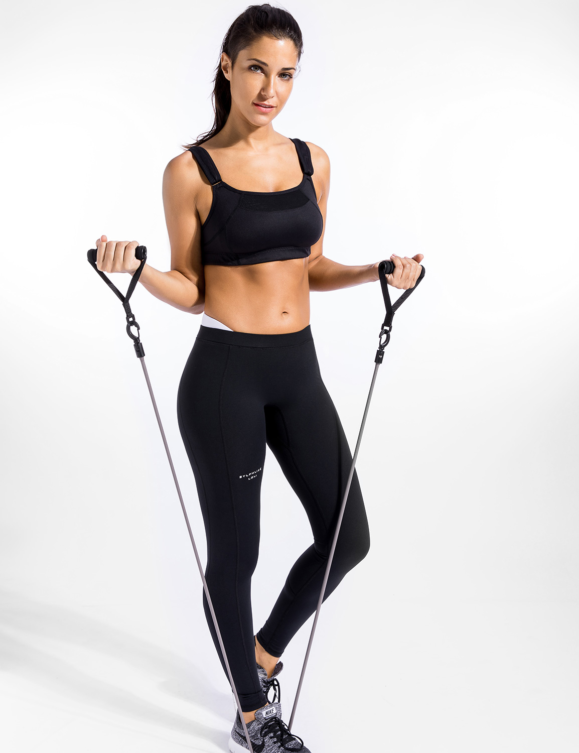 Women-039-s-Bounce-Control-Wire-Free-High-Impact-Max-Support-Sports-Bra thumbnail 8