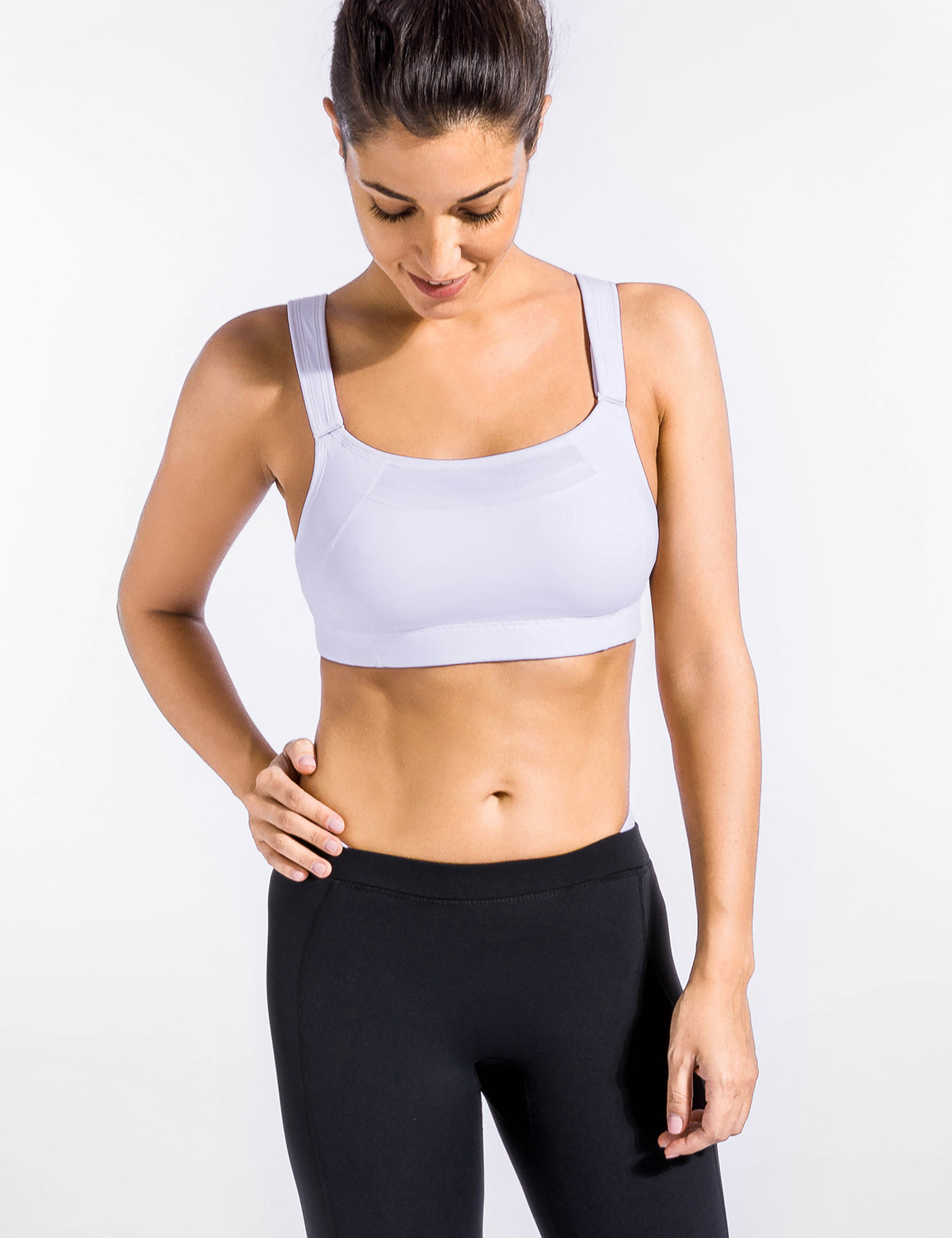 Women-039-s-Bounce-Control-Wire-Free-High-Impact-Max-Support-Sports-Bra thumbnail 13