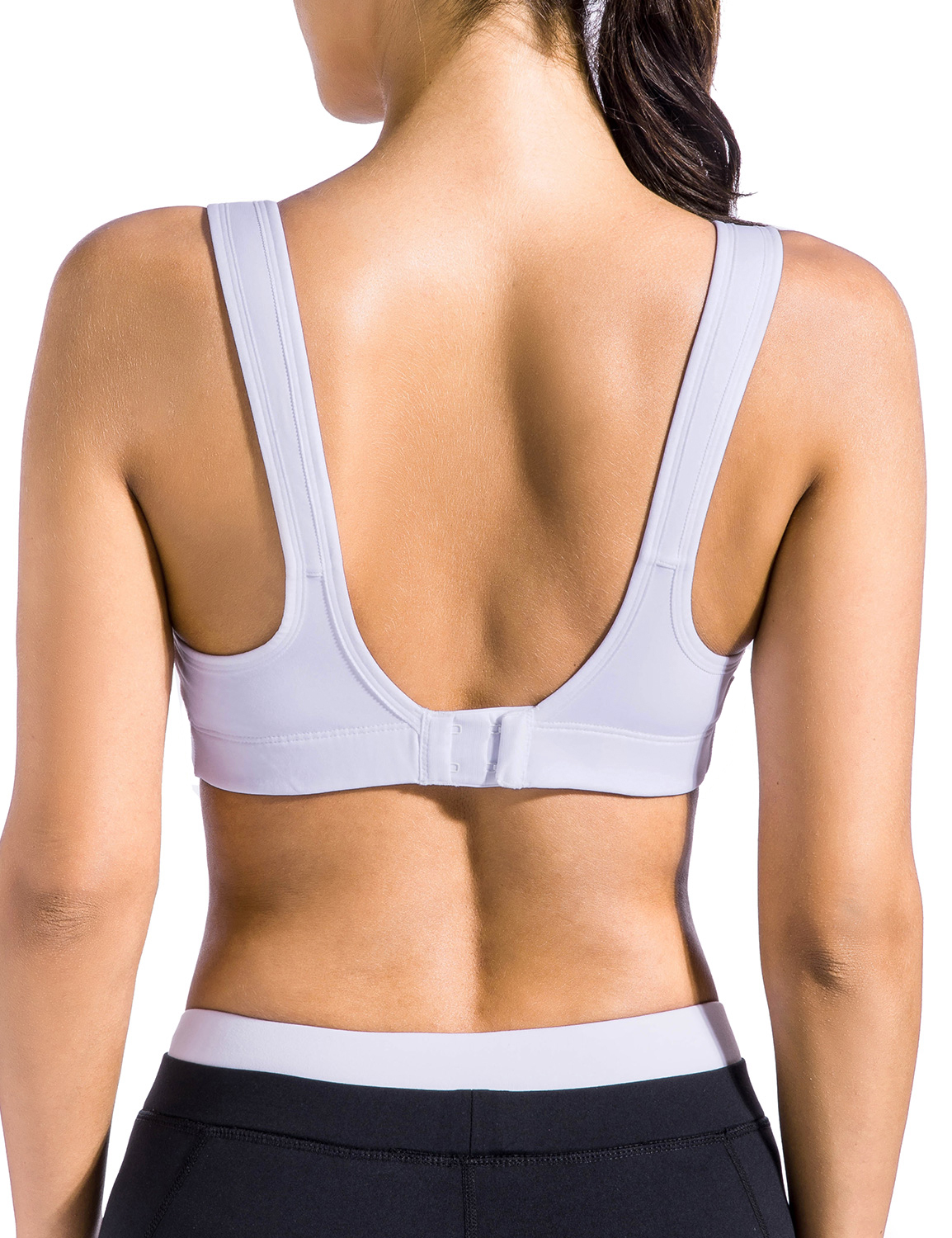 Women-039-s-Bounce-Control-Wire-Free-High-Impact-Max-Support-Sports-Bra thumbnail 12