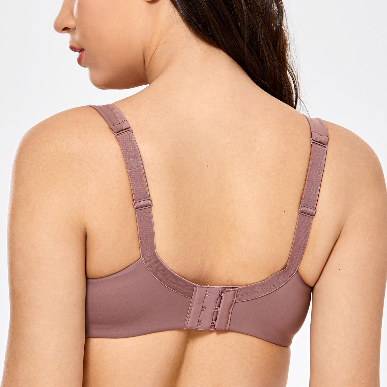 Women-039-s-Smooth-Full-Coverage-Underwire-Contour-Balconette-T-Shirt-Bra thumbnail 25