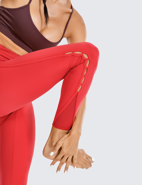 CRZ YOGA Womens Leggings Naked Feeling High Waisted Yoga
