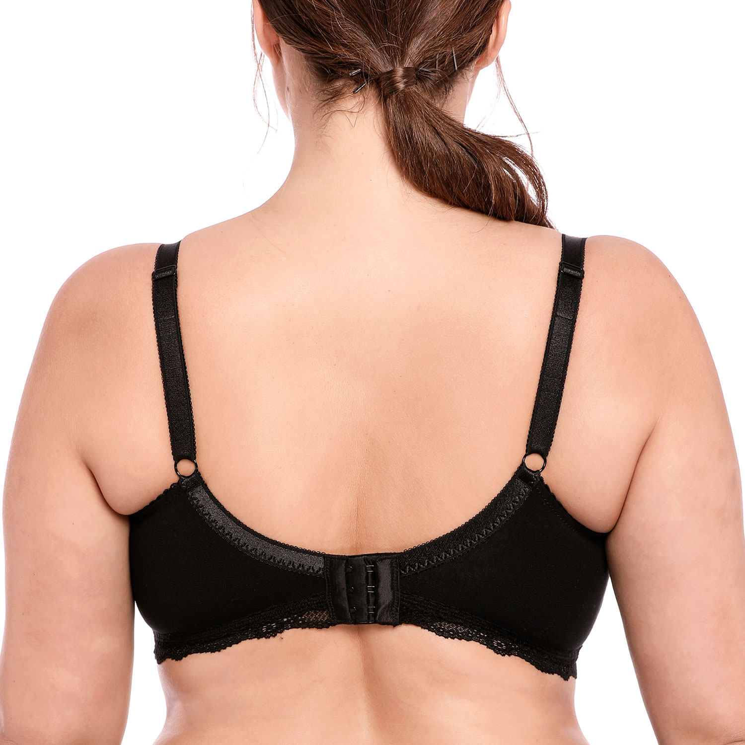 Women-039-s-Lace-Soft-Wirefree-Non-Padded-Full-Coverage-Cotton-Bra-Plus-Size thumbnail 5